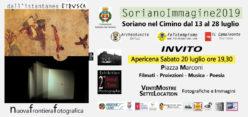 invito Apericena SorianoImmagine2019 30 5 19